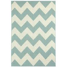 finesse spa chevron rug teal and white zigzag handmade wool contemporary geometric reversible chevron rug