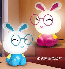 2018 20w lovely cartoon rabbit led table lamp childrenu0027s reading light kids bedroom decoration ac 110v220v from bestmatch 389 dhgatecom kids reading lamp c87