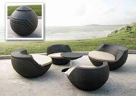 Modern Outdoor Furniture For Beautiful Yard Allarchitecturedesigns