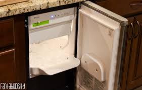 under cabinet ice maker. Built In, Under Cabinet Ice Maker Built-In, Undercabinet Machine Kitchen Home Design, Tour Part 4 Http://fantabulosity.com
