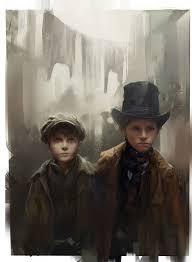 Risultati immagini per bambini con rapporti sociali dificili nei dipinti