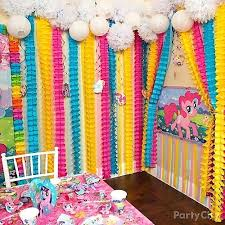 My Little Pony Bedroom Accessories Party Wall Decorations My Little Pony  Rainbow Wall Decor Idea Party . My Little Pony Bedroom Accessories ...