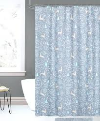 matching shower curtain and rug blue reindeer shower curtain bath rug set matching shower curtain and bath rug
