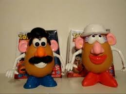 mr and mrs potato head toys. Plain Head Soundout Review  Toy Story Week Day 1 Mr And Mrs Potato Head And Mr Mrs Toys A