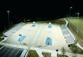 full image for outdoor basketball court lighting design outdoor basketball court lighting 1b 3 tunnel 010p1110
