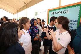 What Happens At A Job Fair Job Fair The International School Of Choueifat Sharjah