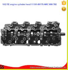 ∞Complete cylinder head assy 1KZ-TE 11101-69175 for Toyota 4-Runner ...