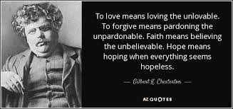 Chesterton Quotes Delectable TOP 48 QUOTES BY GILBERT K CHESTERTON Of 48 AZ Quotes