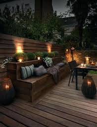 outdoor lighting backyard. Fabulous Outdoor Lighting Ideas To Liven Up Your Living Space Backyard Landscape Pinterest G