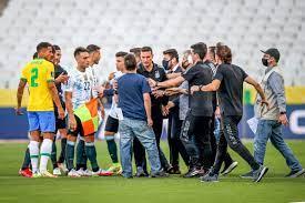 Brazil vs. Argentina ...