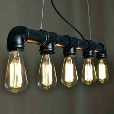 copper pipe light fixture s lamp fitting