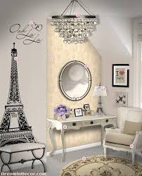 Paris Themed Bedroom Decor
