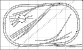 4 x 8 ho scale trackplans model railroader magazine model i83 photobucket com albums j319 pcarrell track%20plans acu jpg