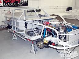 Race Car Frame Design Race Car Chassis Hot Rod Network
