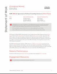 design statement of work statement of work red design