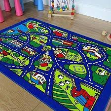 daycare area rugs kids baby room daycare classroom playroom area rug blue city roads map area daycare area rugs kids baby room daycare classroom