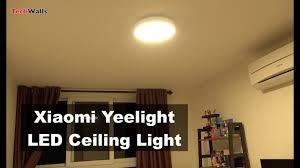Xiaomi Yeelight Smart Led Ceiling Light Review I Didnt Like It