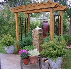 Small Picture Beautiful Garden Fountain Juniper Water N In Design Ideas
