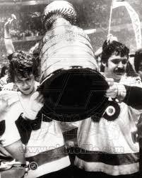 Amazon Com Bobby Clarke Bernie Parent Philadelphia Flyers Stanley