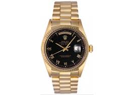 rolex president 18k yellow gold pleiade diamond ladies automatic rolex men s gold day date president watch