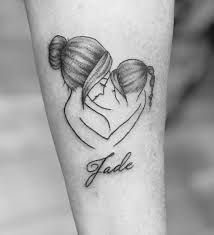 Meaningful Tattoo Ideas For Moms To Pay Homage To Their Kids