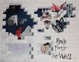 wall art ideas design tear down pink floyd adorable interior handmade premium material sculpture vintage tapestry  on pink floyd wall decor with wall art ideas design scream person pink floyd wall art amazing