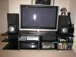 home theater tv stand. my own \ home theater tv stand e