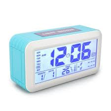 tsumbay digital 3 modes alarm clock with dimmer 2 alarms night light snooze 1 of 6free see more