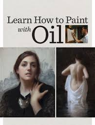 free digital on oil painting tips for beginners