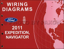 2011 ford expedition lincoln navigator wiring diagram manual original