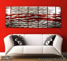 red wall decorationstockphotoscreative