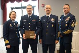 Northeast Coast Guardsmen Of The Year Honored Newport Buzz