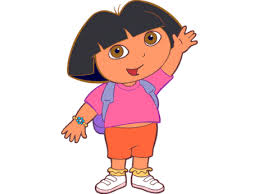 dancing clipart dora pencil and in color dancing clipart dora