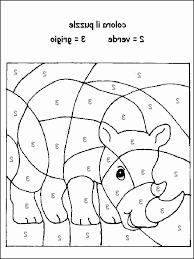 Disegni Con Puntini Incantevole 5 Disegni Da Colorare Con Numeri