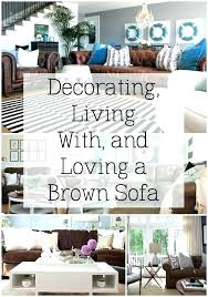 colours that go with brown sofa what colours go with dark brown furniture best brown couch