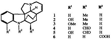 Indole alkaloids from aerial parts of Vinca sardoa - ScienceDirect