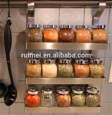 Stainless Steel Spice Jar Rack Grundtal Kitchen Spice Rack Buy