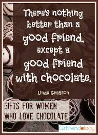 Chocolate Love Quotes Extraordinary Girlfriend Gifts Gifts For Women Who Love Chocolate Christmas