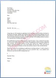 Gallery Of Spanish Teaching Assistant Cover Letter Teachers