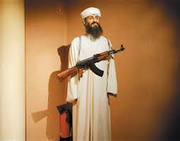sy hersh and osama bin laden the right and the wrong by ahmed  a wax figure of osama bin laden miedzyzdroje 2008