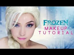 09 23 disney 39 s frozen inspired elsa makeup tutorial disney princesses frozen anna elsa stardoll