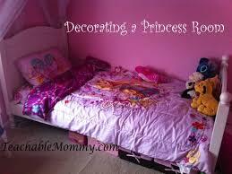 decorate a princess bedroom