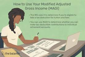 How To Calculate Your Modified Adjusted Gross Income