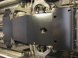 Front Engine Skid Plate Skid Plate - for Toyota Tacoma & 4Runner ...