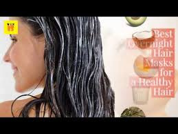 overnight hair masks for dry and dull hair makes healthy hair