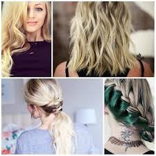 Blonde Hair Colors Ideas For 2017 New Hair Color Ideas Trends