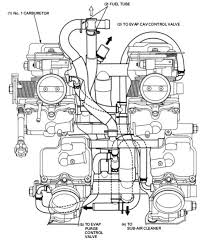 carb cleaning procedure pics v4musclebike com click image for larger version carb bowl drains jpg views 1312 size