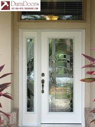 exterior doors with glass and blinds. plastpro entry door and sidelight with entropy glass by odl . exterior doors blinds l