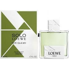 Buy LOEWE <b>SOLO LOEWE ORIGAMI</b> EDT 50 ml in Dubai,Sharjah ...