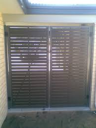 aluminium panel and gate perth